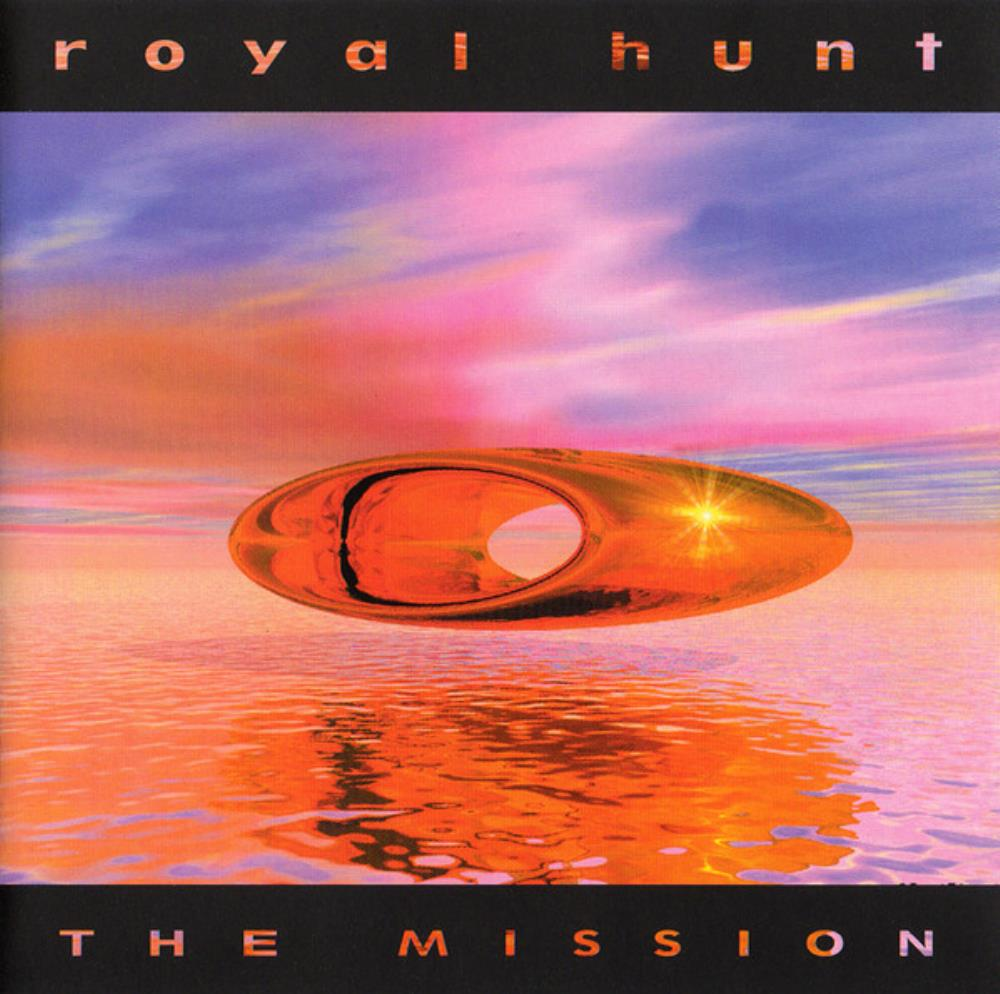 Royal Hunt - The Mission CD (album) cover