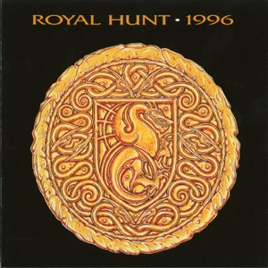 Royal Hunt - Live 1996 CD (album) cover