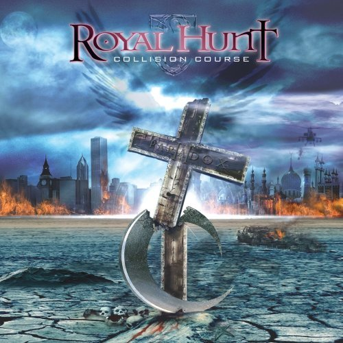 Royal Hunt - Collision Course...Paradox2 CD (album) cover