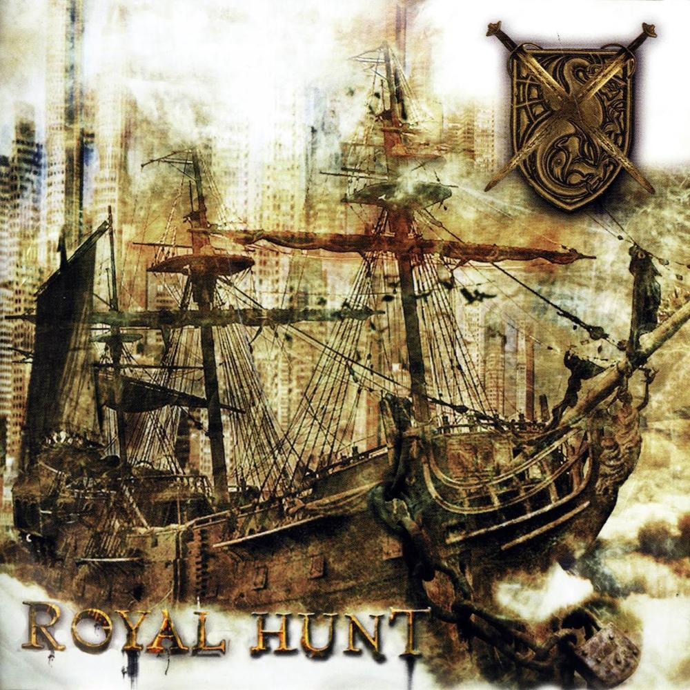 Royal Hunt - X CD (album) cover