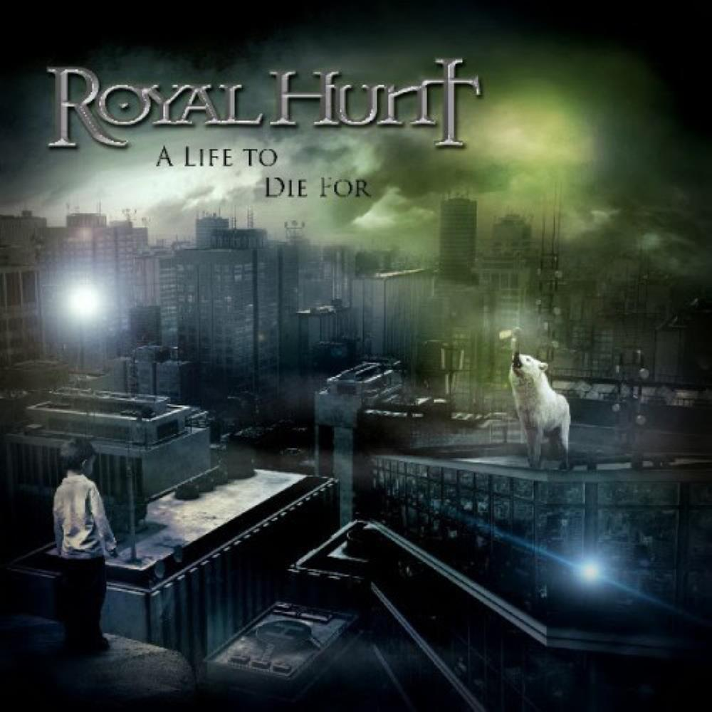 A Life To Die For by ROYAL HUNT album cover