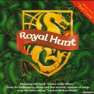 Royal Hunt The Maxi EP album cover