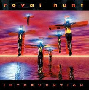 Royal Hunt - Intervention CD (album) cover