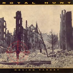 Royal Hunt Moving Target  album cover