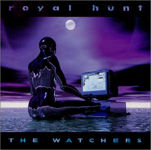 The Watchers by ROYAL HUNT album cover