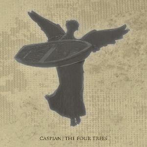 Caspian - The Four Trees CD (album) cover
