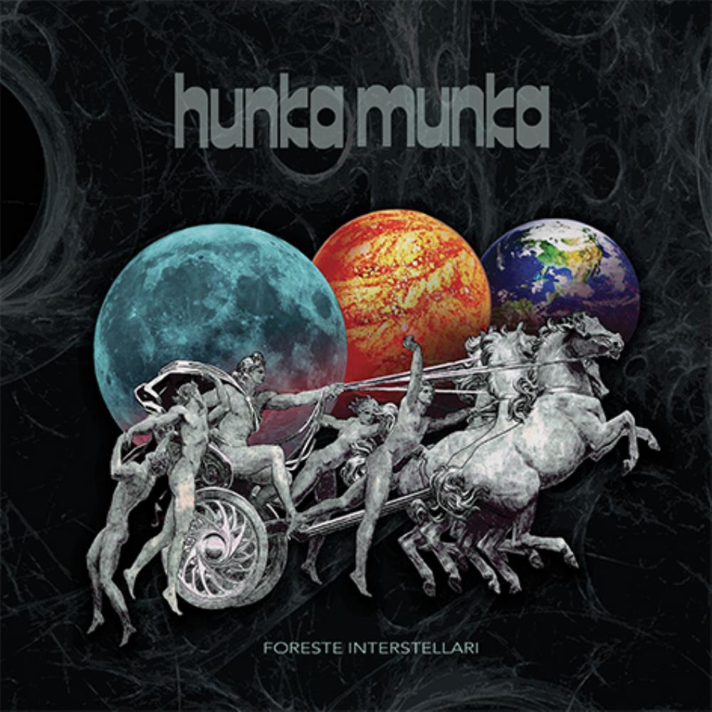 Foreste Interstellari by HUNKA  MUNKA album cover