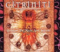 Between the Music and Latitude by CITRINITI album cover