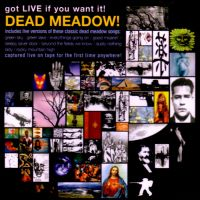 Dead Meadow - Got Live If You Want It! CD (album) cover