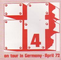 If If 4 on Tour in Germany, April '72 album cover
