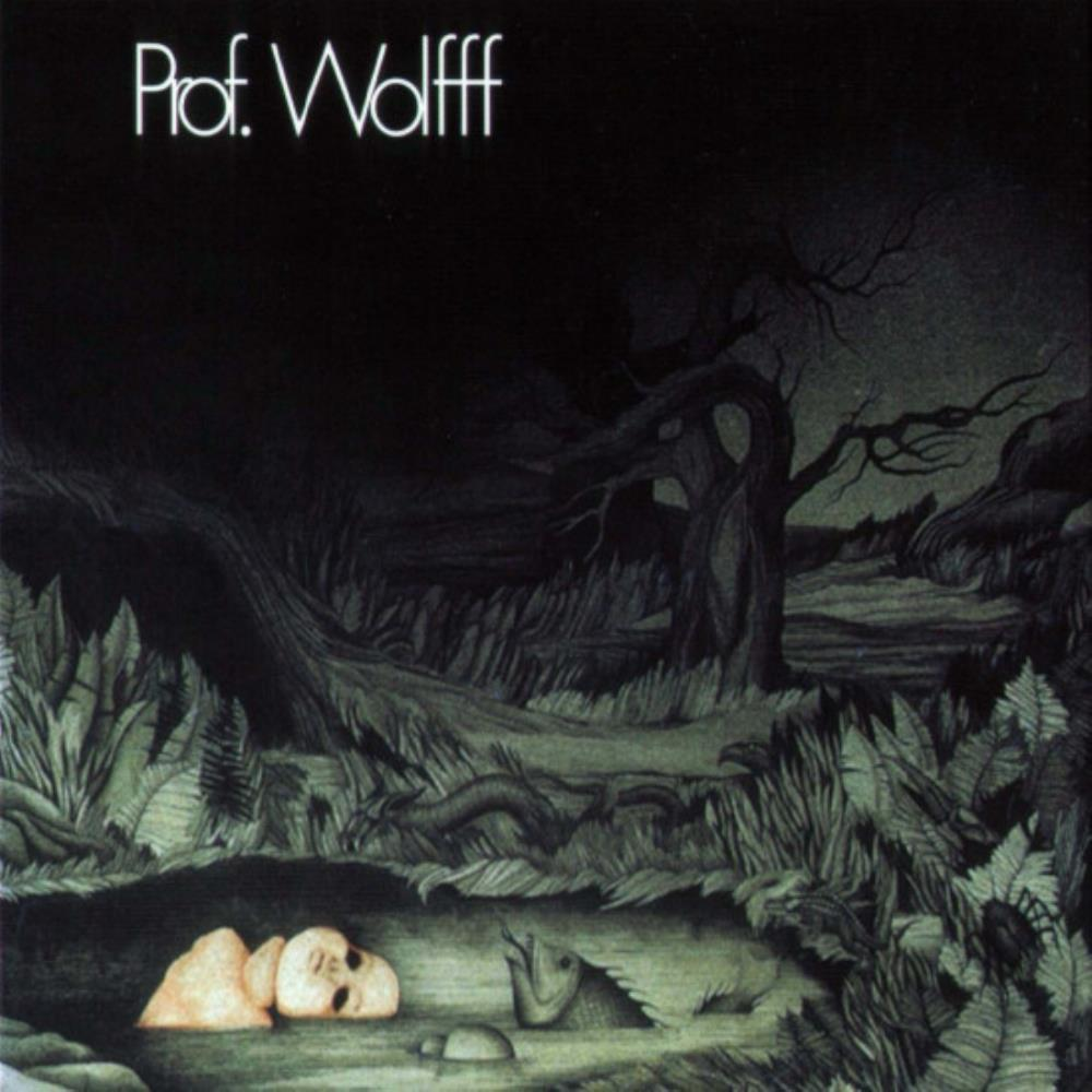 Prof. Wolfff - Prof. Wolfff CD (album) cover