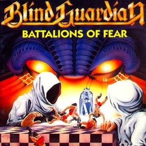 Battalions of Fear by BLIND GUARDIAN album cover