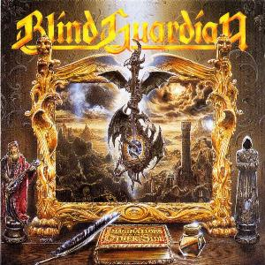 Imaginations from the Other Side by BLIND GUARDIAN album cover