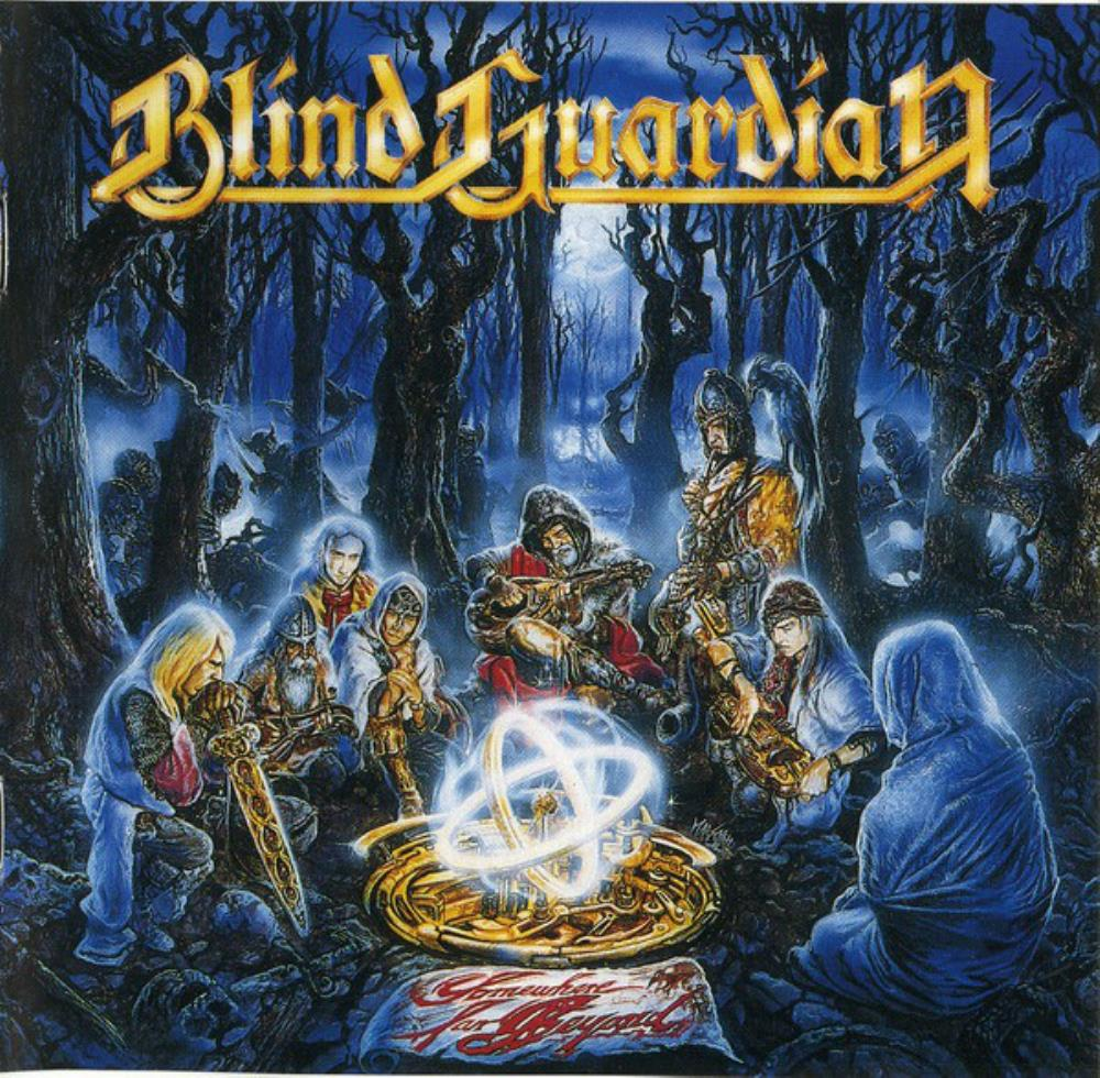 Blind Guardian Somewhere Far Beyond album cover