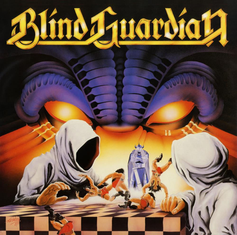 Blind Guardian - Battalions Of Fear CD (album) cover