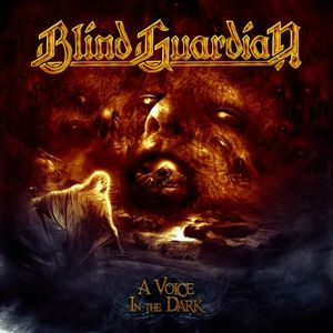 Blind Guardian A Voice In The Dark album cover