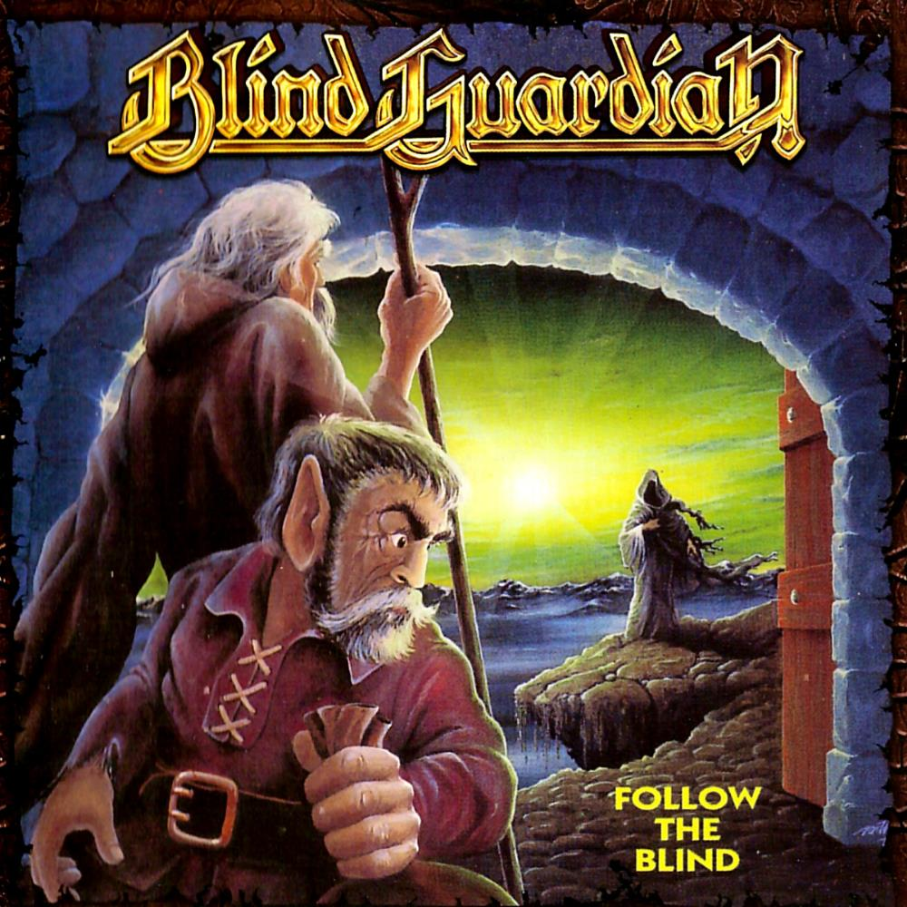 Follow The Blind by BLIND GUARDIAN album cover