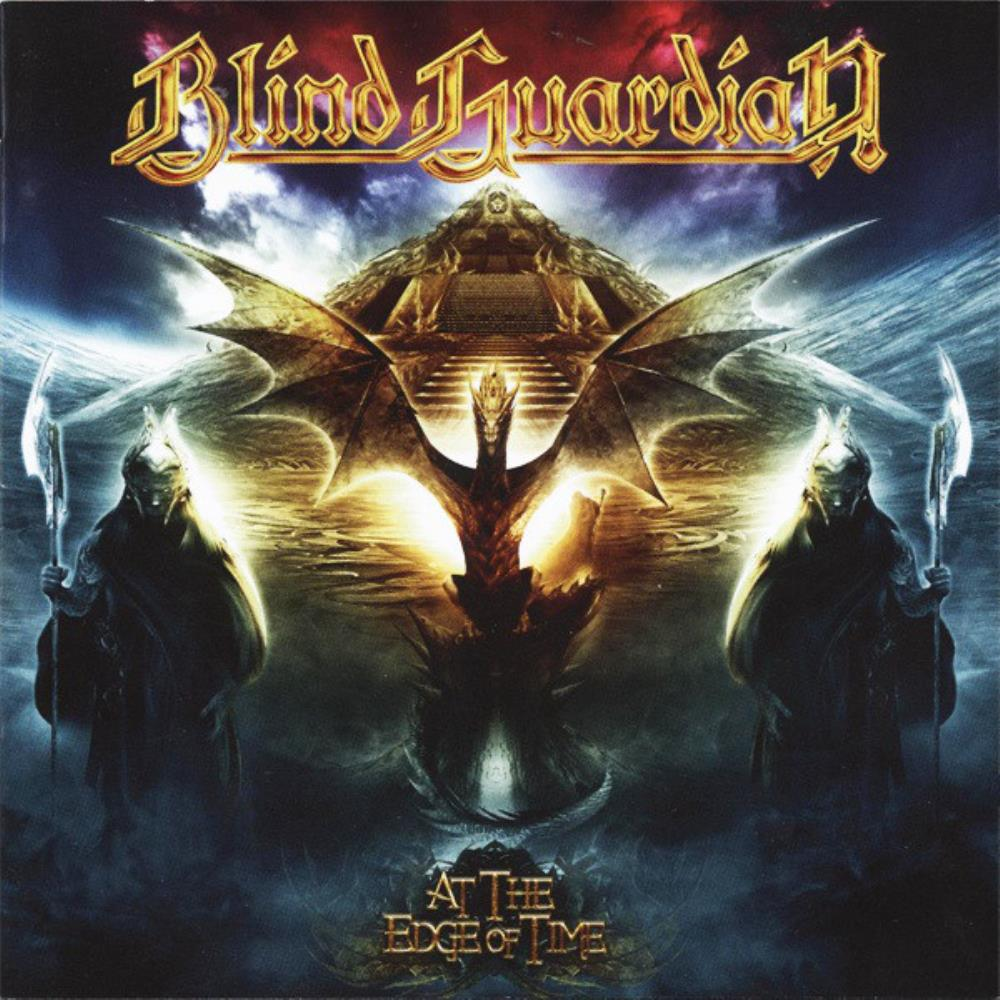 Blind Guardian At The Edge Of Time album cover