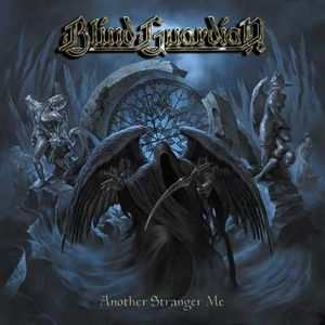 Blind Guardian Another Stranger Me album cover
