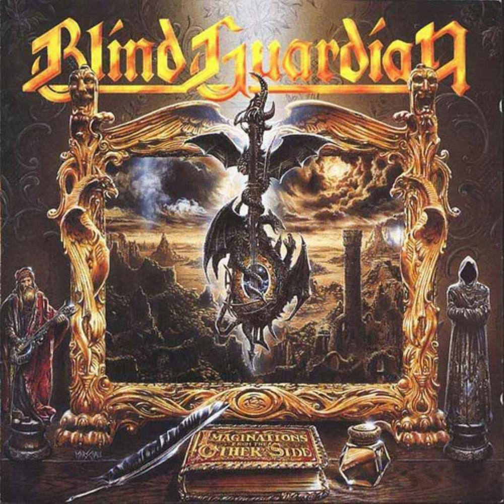 Blind Guardian - Imaginations From The Other Side CD (album) cover
