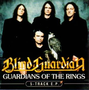 Blind Guardian Guardians Of The Rings album cover