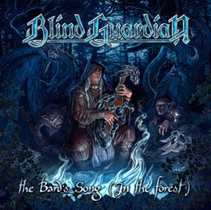 Blind Guardian The Bard's Song (In the Forest) album cover