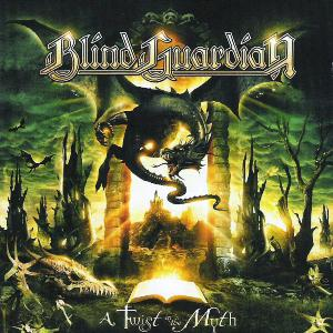 A Twist in the Myth by BLIND GUARDIAN album cover