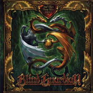 Blind Guardian - And Then There Was Silence  CD (album) cover