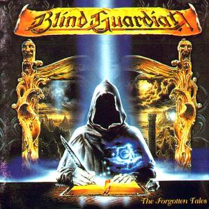 The Forgotten Tales by BLIND GUARDIAN album cover