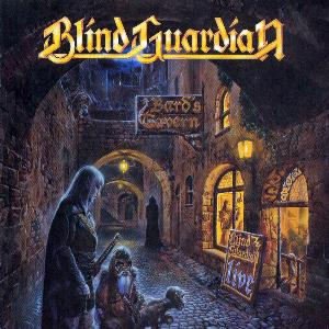 Blind Guardian - Live CD (album) cover