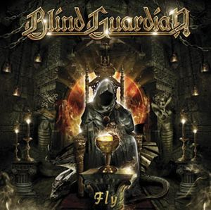 Blind Guardian Fly album cover