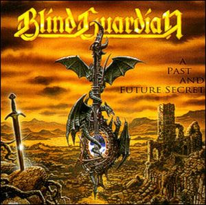 Blind Guardian A Past and Future Secret album cover