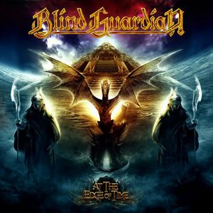 Blind Guardian - At The Edge Of Time CD (album) cover