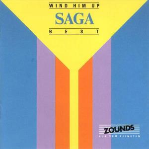 Saga Wind Him Up: Best album cover