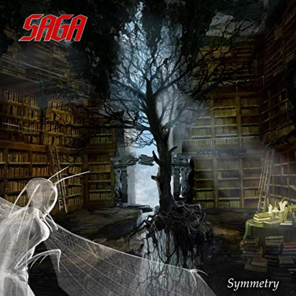 Symmetry by SAGA album cover