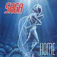 Saga Home album cover