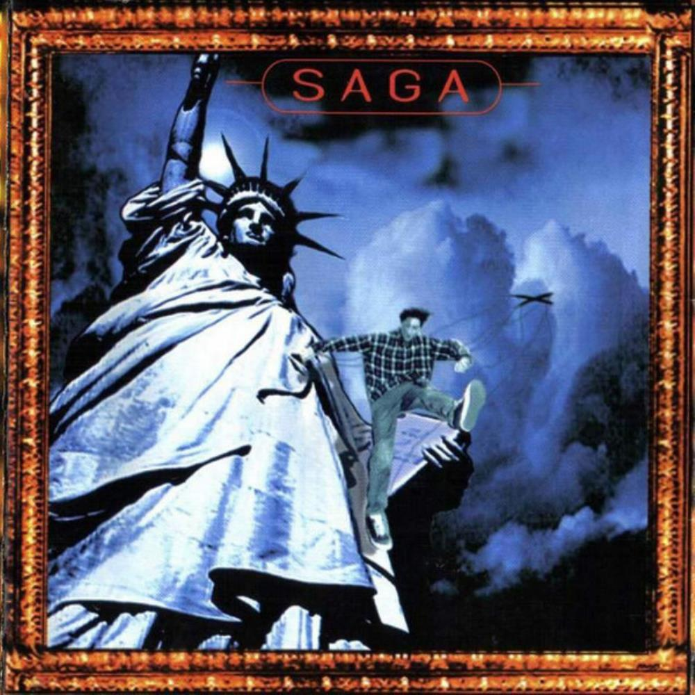 Saga - Generation 13 CD (album) cover