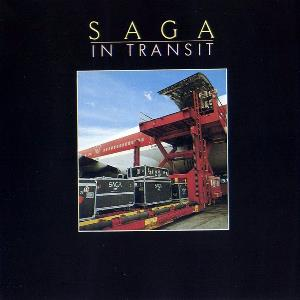 Saga - In Transit CD (album) cover