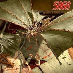 Saga - Trust CD (album) cover