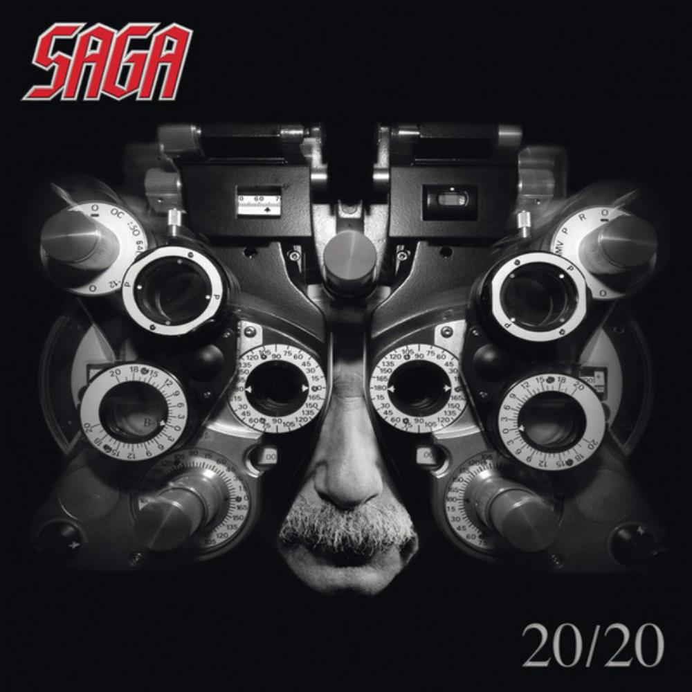20/20 by SAGA album cover