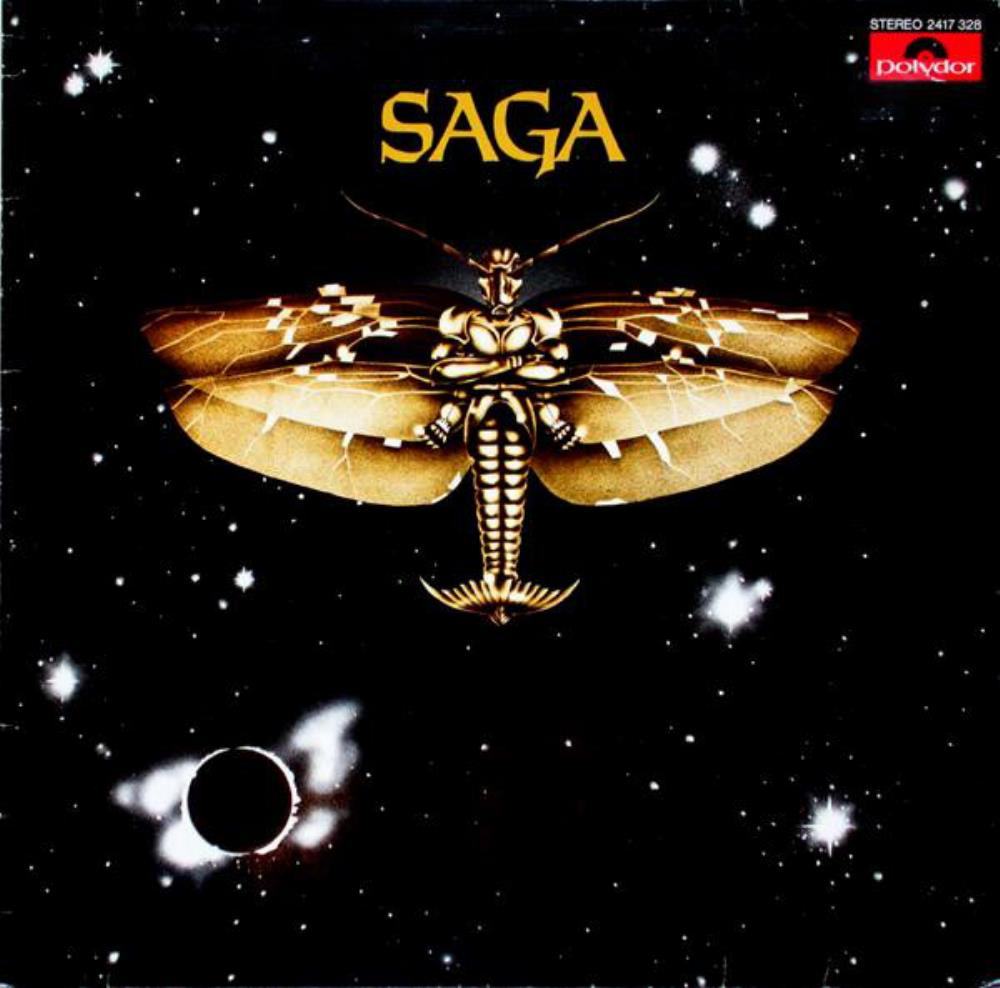 Saga by SAGA album cover
