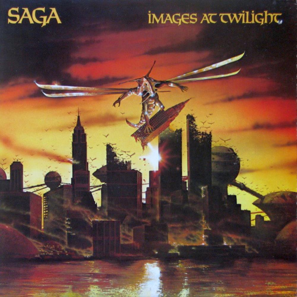 Saga - Images At Twilight CD (album) cover