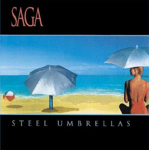 Steel Umbrellas  by SAGA album cover