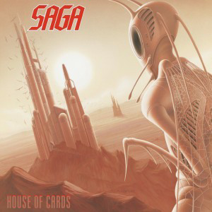 House Of Cards by SAGA album cover
