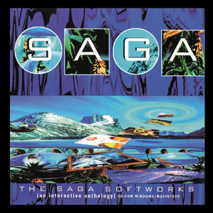 Saga Saga Softworks album cover