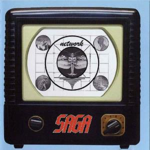 Saga Network album cover