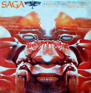 Saga Synposis album cover