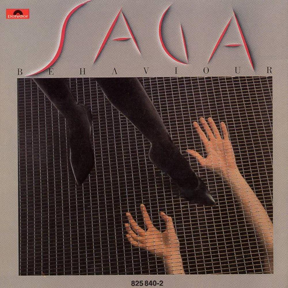 Behaviour by SAGA album cover