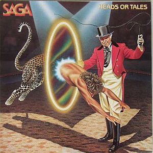 Saga Heads Or Tales album cover