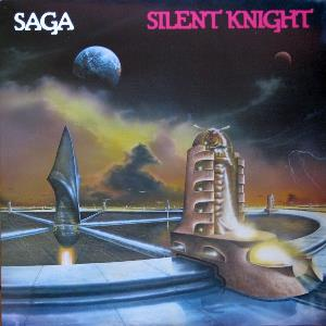 Saga Silent Knight  album cover